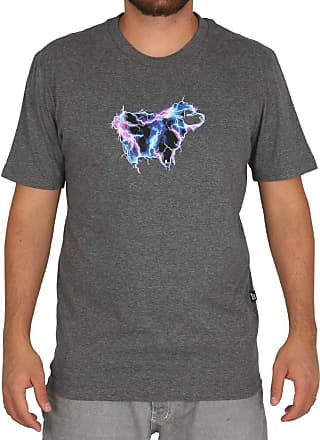 Lost Camiseta Lost Leghtning Sheep - Cinza - GG