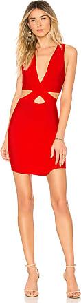 NBD x NAVEN Sarah Dress in Red