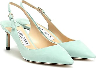 Jimmy Choo London Esclusiva per Mytheresa - Pumps slingback Erin 60 in suede