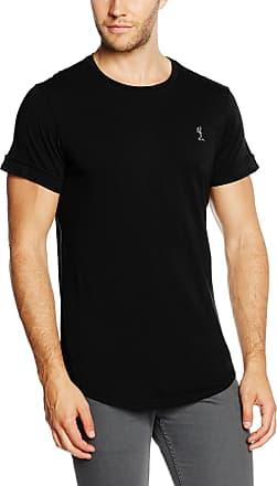 Religion Mens Plain T-Shirt, Black, Small