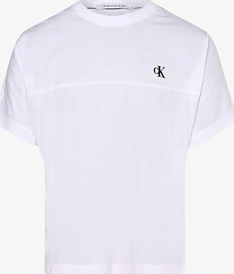 Calvin Klein Jeans Herren T-Shirt weiss
