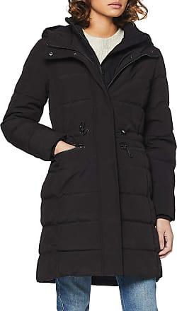 EDC by Esprit edc by ESPRIT Womens 109CC1G004 Coat, Black (Black 001), XL