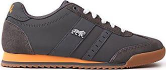 129959c46e03e Lonsdale Herren Lambo Turnschuhe Freizeit Sneaker Schnuerschuhe Sport Schuhe  Grau 9.5 (43.5)