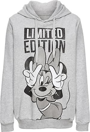 435e76cb1262 Disney Kapuzensweatshirt langarm in grau von bonprix