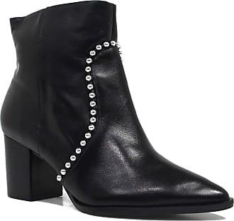 Zariff Bota Zariff Shoes Ankle Boot Metais