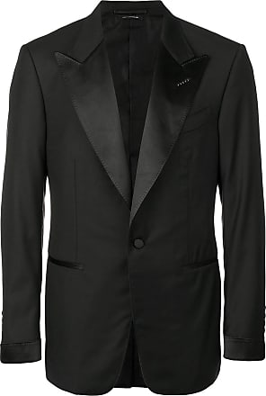 Tom Ford tuxedo jacket - Black