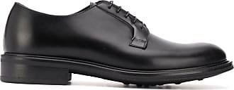Scarosso Sapato derby Robert com cadarço - Preto