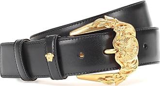 Versace Tribute leather belt