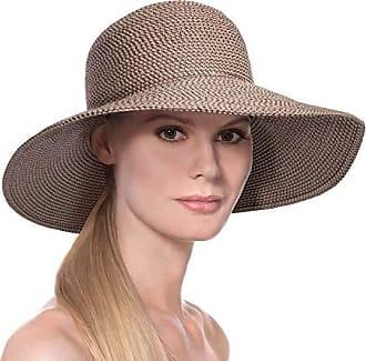 769621188f8 Eric Javits Luxury Womens Designer Headwear Hat - Hampton - Bark