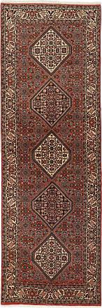 Nain Trading 261x85 Tappeto Orientale Bidjar Corridore Ruggine/Viola (Persia/Iran, Lana, Annodato a mano)