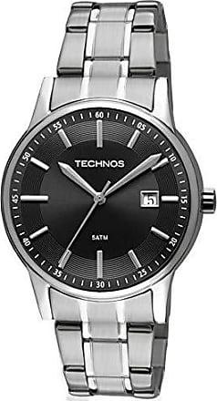 Technos Relógio Masculino Technos 2115RO/1P Social