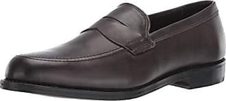 7926f494b69 Allen Edmonds Mens Wooster Street Penny Loafer Carbon 8.5 3E US