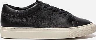 Flattered Stockholm Leather Black