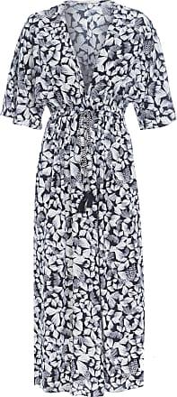 Dress To Vestido Estampa Borboletário - Preto