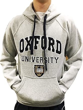 Oxford University University of Oxford Hoody - Official Licenced Apparel Grey