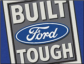 Fanmats Fan Mats Built Ford Tough All Star Indoor Floor Mat Blue - 15942