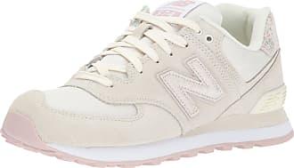 size 40 5e562 a7acf New Balance Womens 574 Trainers, (White), 4.5 UK 37 EU