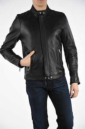 Diesel Leather L-RUSH Jacket size Xl