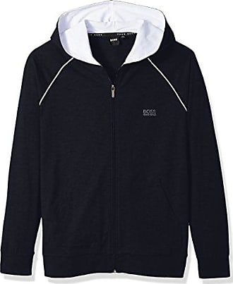 92ca5e55 HUGO BOSS BOSS Mens Mix&Match Jacket H 10143871 02, Dark Blue, ...