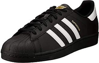 cheaper f69d7 a6766 adidas Adidas Superstar, Scarpe da Basket Unisex Adulto, Nero (White  Core  Black