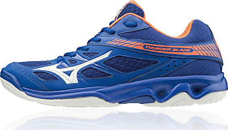 Mizuno Thunder Blade Indoor Court Shoes - 7.5 Blue