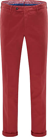 Pantaloni Torino Chino Slim Fit rot bei BRAUN Hamburg