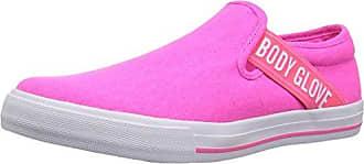 Body Glove Womens Laura Sneaker, neon Pink, 7 M US