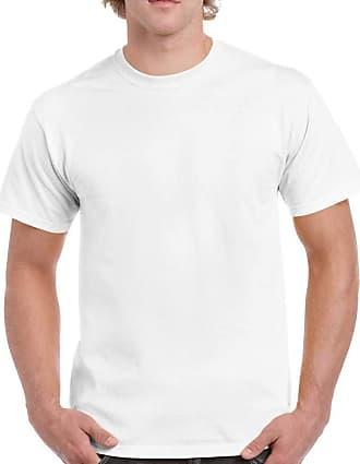 Gildan Gildan. White. 2XL. H000. 00191675093739