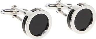 Lanvin Embellished Cufflinks Mens Silver