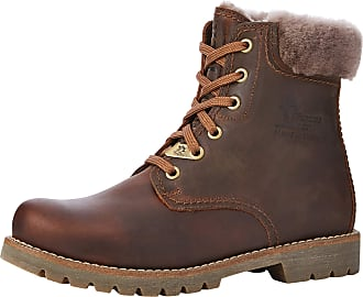 Panama Jack Panama 03 Igloo, Womens Warm-Lined Short-Shaft Boots and Bootees, Brown (Bark 13), 5 UK (38 EU)