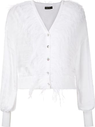 Cecilia Prado Cardigan Nátali de tricô - Branco