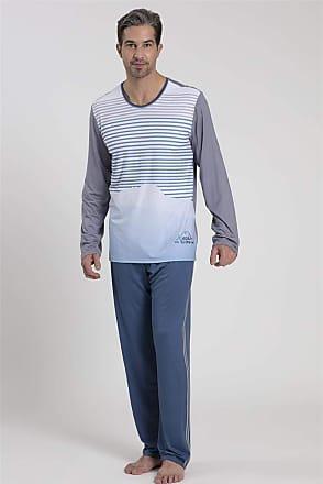 Recco Pijama Recco Viscose e Malha Touch