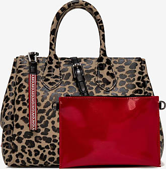 gum medium size gum leopard hand bag