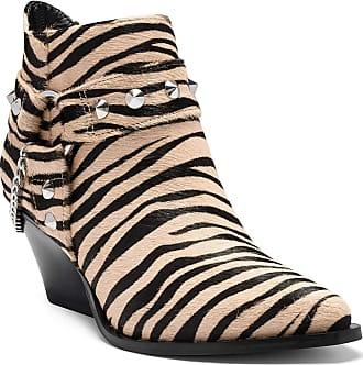Jessica Simpson Womens Zayrie2 Fashion Boot, Natural Zebra, 5.5 UK