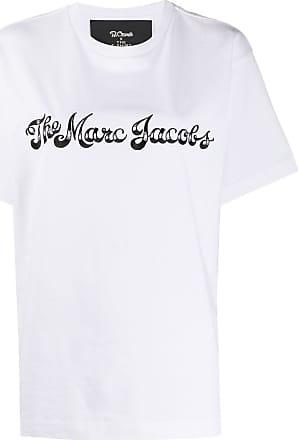 Marc Jacobs x R.Crumb The Logo T-shirt - Branco