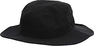 Rvca Mens Shady Boonie HAT, Black, ONE Size
