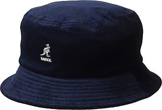 8654f42a Kangol Cord Bucket Hat, Blue Navy, X-Large