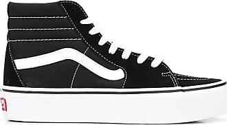 Vans Canvas Black Milton High Top Sneakers Women's ($65