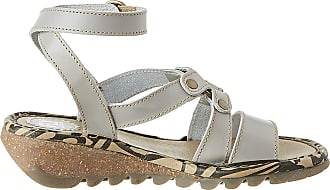 FLY London Womens TASK966FLY Gladiator Sandals, Grey (Cloud 005), 7 (40 EU)