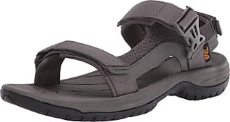 Teva Tanway, Men Open Toe Sandals, Grey (Dark Gull Grey Dgb), 7 UK (40.5 EU)