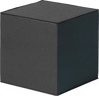 Hey-Sign Quart Sitzwürfel/ Hocker 40x40cm - taubengrau//Filz/2mm/LxBxH 40x40x40cm