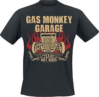 78777aea Gas Monkey Garage Speeding Monkey - T-skjorter - T-skjorte - svart