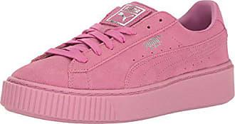2a715d5a6d30 Puma Damen Basketball Platform Explosive (363627), Pink - Blush Pink -  Größe