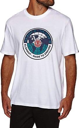 Element Camiseta Element Radar Branca