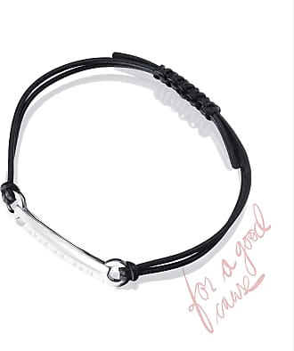 Efva Attling Take No Shit Leather Bracelet Bracelets