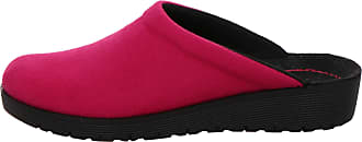Rohde 4320 Roma Womens Slippers, Size:6.5 UK, Colour:Pink