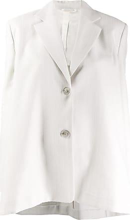 Acne Studios single-breasted suit jacket - Neutro