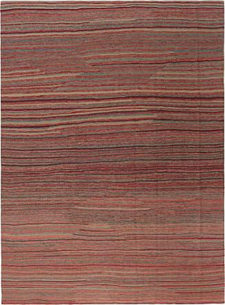 Nain Trading 330x240 Tappeto Orientale Kilim Fars Marrone/Ruggine (Persia/Iran, Lana, Tessuto a mano)