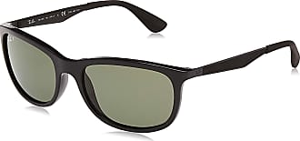 Ray-Ban Mens 4267 Sunglasses, Negro, 59