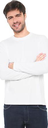 Malwee Camiseta Malwee Básica Branca